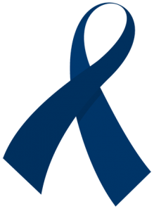 Leukodystrophy and Krabbe Disease Awareness Ribbon