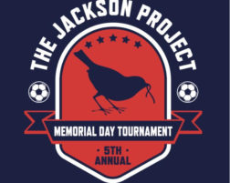 2018 Jackson Project Memorial Day Soccer Tournament